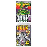 Incredible Hulk Classic Covers Travel/Oyster Card Holder