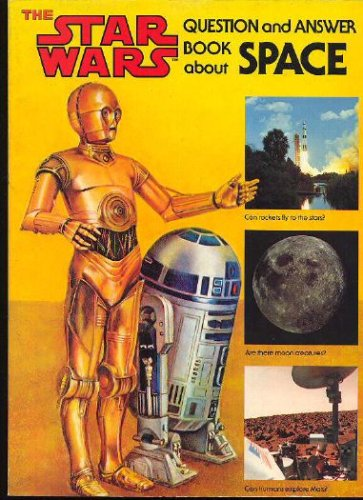 The star wars question and answer book about space, Dinah L Moche´