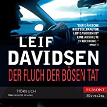 Der Fluch der bösen Tat [The Curse of the Evil Deed] (       ungekürzt) von Leif Davidsen, Peter Urban-Halle - translator Gesprochen von: Samy Andersen