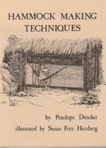 Hammock Making Techniques PDF