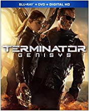 Terminator: Genisys [Blu-ray + DVD + Digital HD]