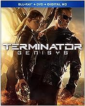 Terminator: Genisys [Blu-ray + DVD + Digital HD]