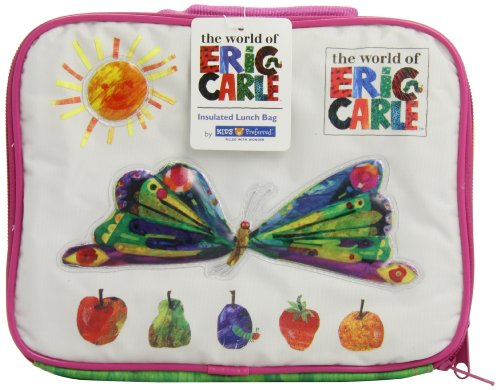 World of Eric Carle, Butterfly Lunch Bag by Kids Preferred