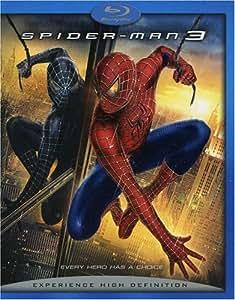Spider-Man 3 [Blu-ray] [2007] [US Import]