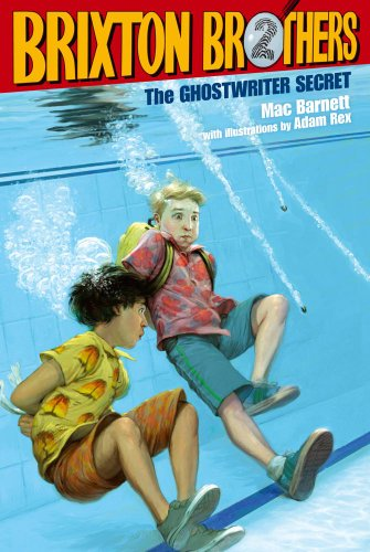 The Ghostwriter Secret (Brixton Brothers), Mac Barnett