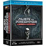 Alien vs. Predator - L&#39;intgrale de la saga [Blu-ray]par Sanaa Lathan