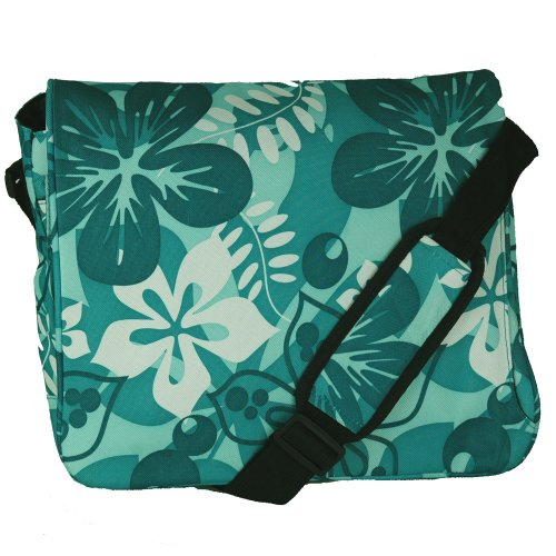 HAWAII PADDED NETBOOK / IPAD MESSENGER BAG