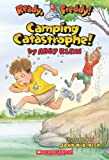 img - for Camping Catastrophe! (Ready, Freddy #14) book / textbook / text book