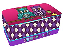 Owl Love You Forever  Toy Box