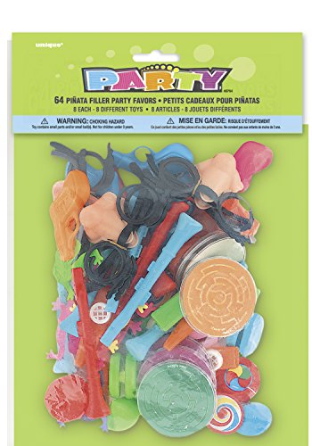 64 Piece Party Favor