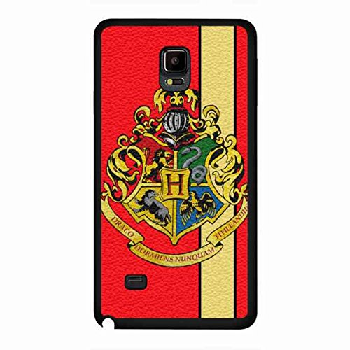 Marauder S Map, Samsung Galaxy Note 4 Hogwarts Logo TPU per cellulare/cellulare, Harry Potter logo cellulare silicone Case per Samsung Galaxy Note 4, Miglior regalo per ragazze