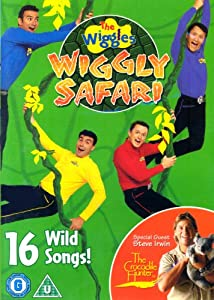 The Wiggles - Wiggly Safari [DVD]