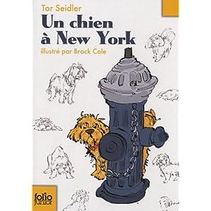 Un chien à New York
