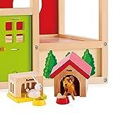 Hape - Happy Family Doll House - Furniture - Family Pets
