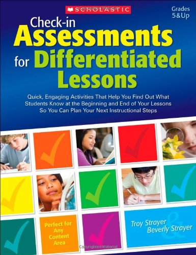 Check-in Assessments for Differentiated Lessons: Quick, Engaging Activities That Help You Find Out What Students Know at the Beginning and End of Your ... So You Can Plan Your Next Instructional Steps 2016 new arrival 1pieces dental standard teaching model with removable teeth