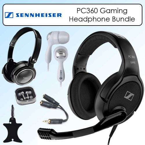 Sennheiser PC-360 Gaming Headset Bundle