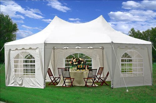 29x21-Decagonal-Wedding-Party-Tent-Canopy-Gazebo-Heavy-Duty-Water-Resistant-White-By-DELTA-Canopies