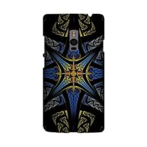 Digi Fashion Designer Back Cover with direct 3D sublimation printing for OnePlus 2