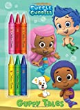 Guppy Tales (Bubble Guppies) (Deluxe Chunky Crayon Book)