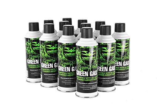 Valken Airsoft Green Gas