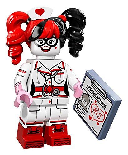 ザ・レゴ バットマン ムービー ミニフィギュア シリーズ Nurse Harley Quinn (ナースのハーレークイン)【71017-20】
