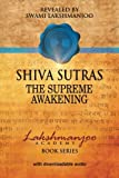 img - for Shiva Sutras: The Supreme Awakening (Lakshmanjoo Academy Book Series) book / textbook / text book