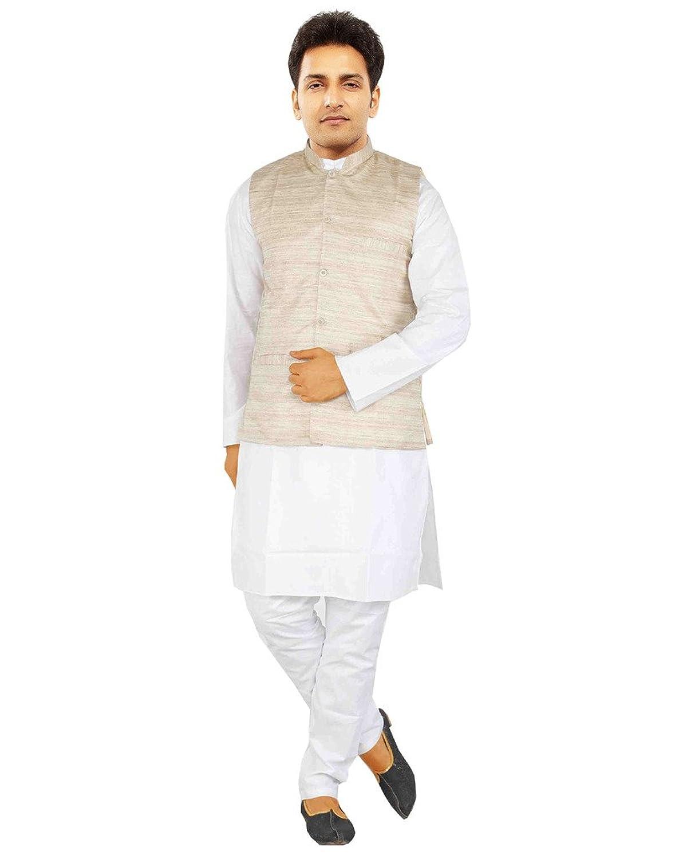 White Sherwani