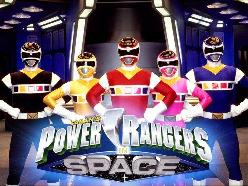 Power Rangers In Space Season 1
