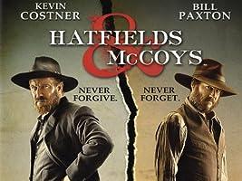 Hatfields & McCoys Season 1 [HD]