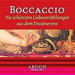 Die schönsten Liebeserzählungen aus dem Decamerone   Giovanni Boccaccio