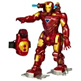 Iron Man Walking Rc Robot ~ Iron Man