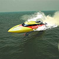 Toy Cubby 2.4 Ghz Remote Control Electric Rc Racing Toy Speed Boat