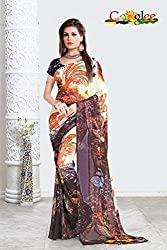 soham enterprise Multicolor Coloured 16 Fabulouse Saree