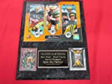 Bart Starr Brett Favre Aaron Rodgers Packers 2 Card Collector Plaque w/8x10 Photo! at Amazon.com