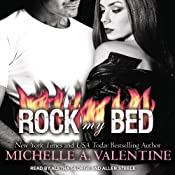 Rock My Bed: Black Falcon, Book 2 | Michelle A. Valentine