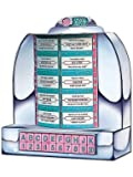 Beistle 54804 Tabletop Jukebox, 131/4-Inch