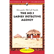 The No. 1 Ladies' Detective Agency (       UNABRIDGED) by Alexander McCall Smith Narrated by Lisette Lecat