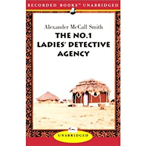 The No. 1 Ladies' Detective Agency Audiobook