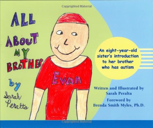 All About My Brother: Sarah Peralta: 9781931282116: Amazon.com: Books