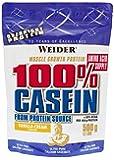 Weider Day & Night Casein Protein Vanille-Sahne, 1er Pack (1 x 500 g)