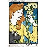 Poster, by Eugene Samuel Grasset (V&A Custom Print)