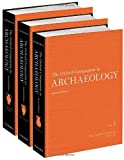 img - for The Oxford Companion to Archaeology: 3-Volume Set book / textbook / text book