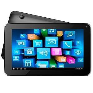 Supersonic Matrix MID SC-2207JB 4 GB Tablet - 7 - Wireless LAN - ARM Cortex A9 1 GHz