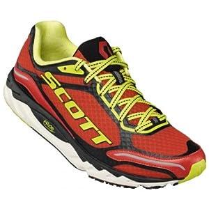 Scott chaussures de course eRide AF Trainer 2.0 rouge vert 43