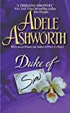 img - for Duke of Sin (Avon Romantic Treasure) book / textbook / text book