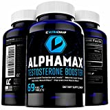 100% Natural Testosterone Booster Supplement for Men - Safely Boost Low Testosterone Levels Risk Free - Gain Energy, Build Lean Muscle, Increase Endurance - Potent Pills Infused With Proven Quality Ingredients for Maximum Support - Includes FREE Testosterone Boosting Ebook - 100% Satisfaction Money-Back Guarantee!