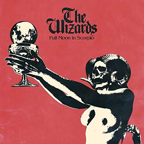 CD : The Wizards - Full Moon In Scorpio (CD)