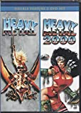 Heavy Metal/Heavy Metal 2000 (Ws) 2-dvd set