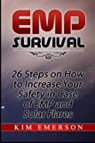 img - for EMP Survival: 26 Steps on How to Increase Your Safety in Case of EMP and Solar Flares (EMP survival, EMP survival books, EMP survival plan) book / textbook / text book