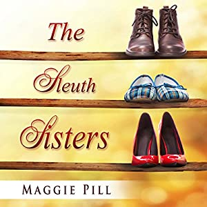 The Sleuth Sisters Hörbuch